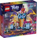 LEGO Trolls - Vulkán Rock City koncert (41254)