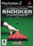System 3 International Snooker Championship (PS2) J�t�kprogram