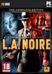 Rockstar Games L.A. Noire Complete Edition (PC) Játékprogram