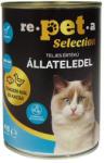 Repeta Selection conservă cu pește marine și rață pentru pisici 415 g