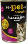 Repeta Selection Kitten conservă cu iepure și miel pentr pisici 415 g