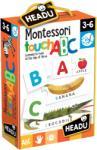 Headu Joc Tactil Montessori Abc - Headu (he20942)