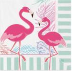 Big Party Servetele 33 x 33 cm Flamingo, 20 buc/set Big Party BP62170