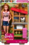 Mattel Barbie Ferma de Gaini FXP15 papusa Papusa Barbie