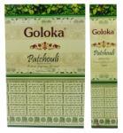 Goloka Betisoare parfumate Goloka - Pachouli 15g