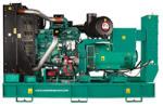Cummins ELECTROGEN PREMIUM C22D5 Enclosed 22 kW Generator
