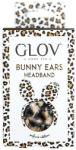 Glov Cordeluță de păr - Glov Spa Bunny Ears Headband Safari Edition
