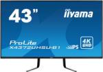 Iiyama ProLite X4372UHSU Monitor