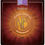 D'ADDARIO NBM11540 mandolín húrkészlet 011, 5-040, nickel-bronze, custom medium