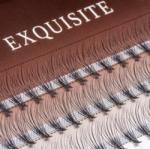 Splendor Lashes Gene false smocuri Exquisite Soft 10D Silk Lashes - 60 buc marimea S