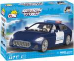 COBI 1548 Action Town Highway Police Patrol (CBCOBI-1548)