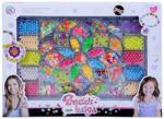 MK Toys Ékszerkészítő készlet színes gyöngyökkel