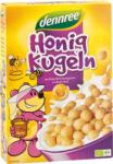 Cereale bio bilute cu miere Dennree