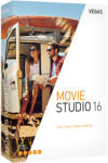 MAGIX Vegas Movie Studio 16 (ANR008834ESD)