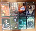 Filmek, mesefilmek vegyesen VHS (vhs001)
