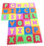 Knorrtoys Covor puzzle din spuma Alphabet 26 piese Knorrtoys (21003)