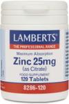 Lamberts Zinc 25mg (Citrate) 90 tablete - pharmacygreek
