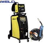 IWELD MIG 500 Synergic Double Pulse