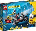 LEGO Minions - Megállíthatatlan motoros üldözés (75549)