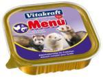 Conservă Vitakraft Meniu cu pasăre și pește pentru dihori 100 g