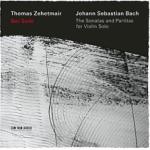 ECM Thomas Zehetmair - Sei Solo - The Sonatas And Partitas For Violin Solo (Cd)