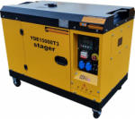 Stager YDE15000T3 Generator