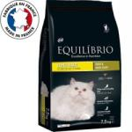 Equilibrio Equilíbrio Adult Cats Long Hair Skin&Hair Coat /Храна За ИзрасналиК отки Дългокосмести Породи/-7, 5кг