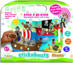 Fiesta Crafts Stickere Pirati Stickabouts Fiesta Crafts FCT-2823 (FCT-2823_Initiala)