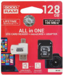 GOODRAM microSDHC Evo 128GB UHS-1/C10 M1A4-1280R12