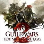 NCsoft Guild Wars 2 Toy Miniature Egg (PC) Jocuri PC