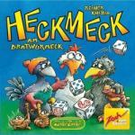 Simba Toys Heckmeck: Kac kac kukac kockajáték
