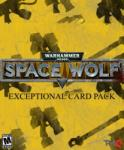 HeroCraft Warhammer 40,000 Space Wolf Exceptional Card Pack (PC) Software - jocuri