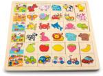 Pino Toys Логически пъзел Pino - 6 теми (3910)