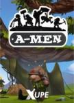 Bloober Team A-Men (PC) Software - jocuri