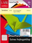 Lizzy Card Coli colorate - 12x16 cm, 50 db (658)