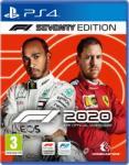 Codemasters F1 Formula 1 2020 [Seventy Edition] (PS4) Software - jocuri