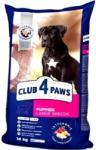 CLUB 4 PAWS Hrana Premium pentru catelusi de talie mare cu carne de pui 14 kg