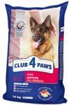 CLUB 4 PAWS Hrana Premium pentru caini adulti activi 14 kg