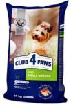 CLUB 4 PAWS Hrana Premium cu pui pentru caini adulti de rase mici de pana la 10 kg 14 kg