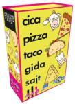 Blue Orange Games Cica, pizza, taco, gida, sajt kártyajáték (BLU34813)