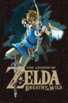 Pyramid Poster maxi Pyramid - The Legend of Zelda: Breath Of The Wild (Game Cover) (PP34040)