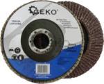 Geko Lamellás csiszolótányér 125mm P60 (G00304)