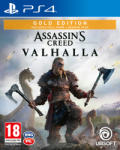 Ubisoft Assassin's Creed Valhalla [Gold Edition] (PS4)