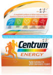 Centrum Energy de la A la Zinc, GSK, 30 cpr