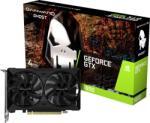 Gainward GeForce GTX 1650 4GB D6 Ghost GDDR6 (471056224-1808/NE6165001BG1-1175D/NE6165001BG1-1175D) Videokártya