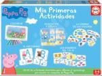 Educa Joc educativ pentru cei mai mici purcelușa Peppa Educa 5 jocuri didactice diferite de la 3-6 ani (EDU17249)