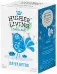 Higher Living Ceai cu păpădie și brusture Daly Detox Higher Living 15-plicuri