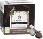 KABIOCA BIO komposztálható kávékapszula Nespresso Espresso 50db