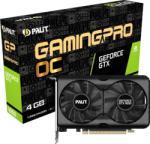 Palit GeForce GTX 1650 GP OC 4GB GDDR6 (NE61650S1BG1-1175A) Видео карти