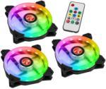 RAIJINTEK Iris 12 Rainbow A-RGB LED 3-pack (0R40B00112)